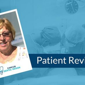 Dental clinic work patient review - Ana
