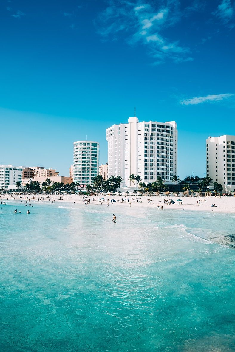 Travel to Cancun Mexico for Dental work