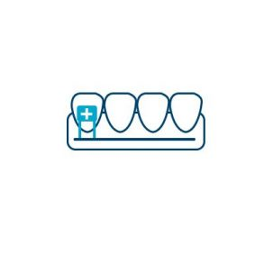 Root Canal Icon Cancun Dental Design